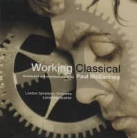 Working Classical album artwork - Paul McCartney