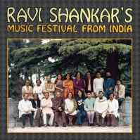 Ravi Shankar's Music Festival From India album artwork