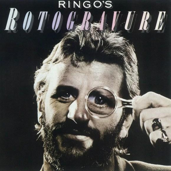 Ringo Starr –Ringo's Rotogravure (1976)
