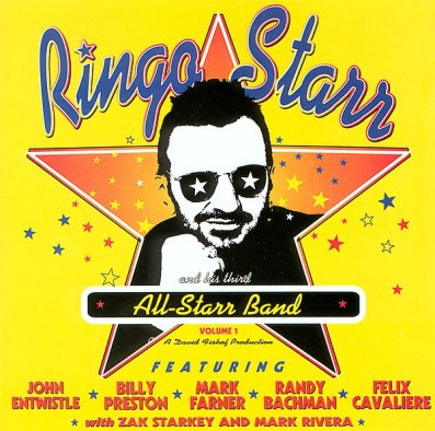 Ringo Starr And His Third All-Starr Band-Volume 1 (1997)