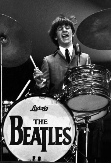 However Starr Didnt Play Drums On The Beatles First Single Love Me Do Martin Brought Session Drummer Andy White In For Relegating To