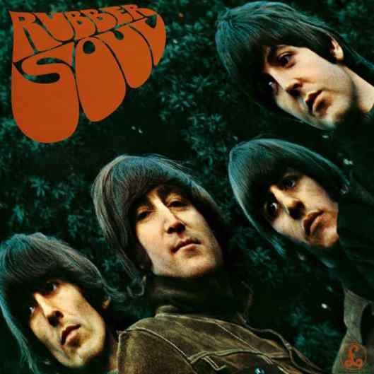 Rubber Soul album artwork