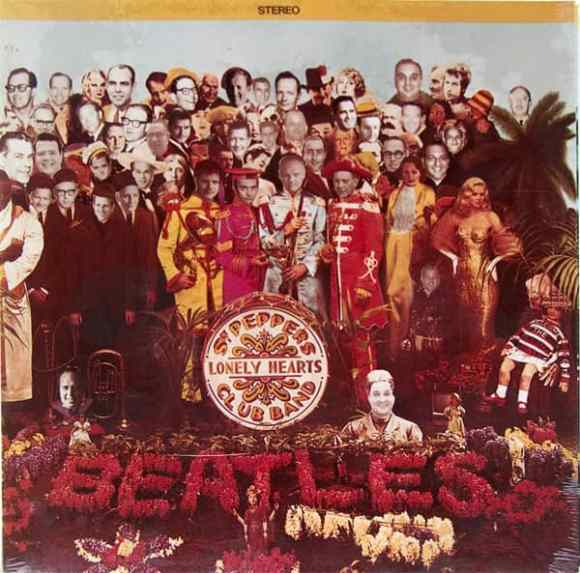 Rare Capitol Records Staff Only Pressing Of Sgt Pepper