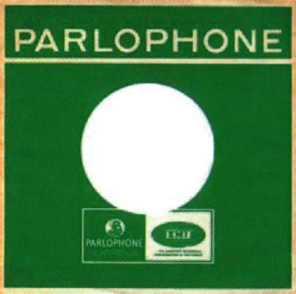 Parlophone single sleeve, 1965-70 - South Africa, Venezuela