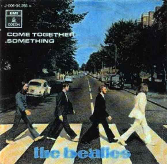 Come Together single artwork - Spain