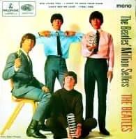 The Beatles' Million Sellers EP artwork – United Kingdom