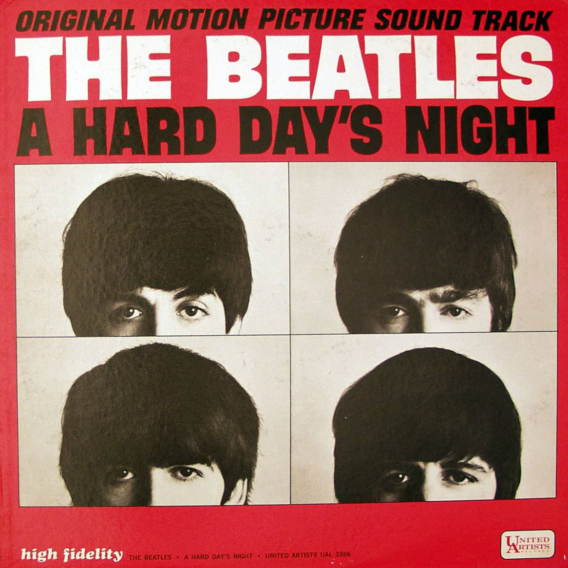 The A Hard Days Night Opening Chord The Beatles Bible