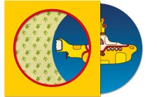 The Beatles' Yellow Submarine/Eleanor Rigby – 2018 limited edition picture disc single (front)