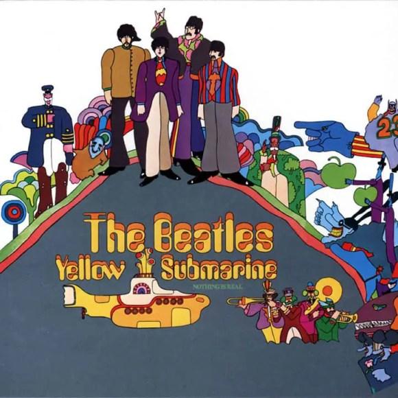 Yellow Submarine album artwork
