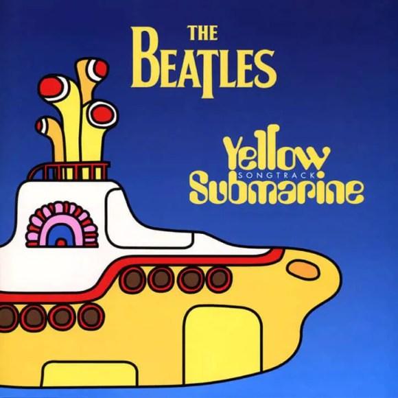 Yellow Submarine Songtrack album artwork