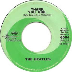 thank you girl by