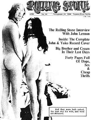 John Lennon Interview Rolling Stone Magazine 11231968
