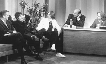 Image result for john and paul on tonight show images
