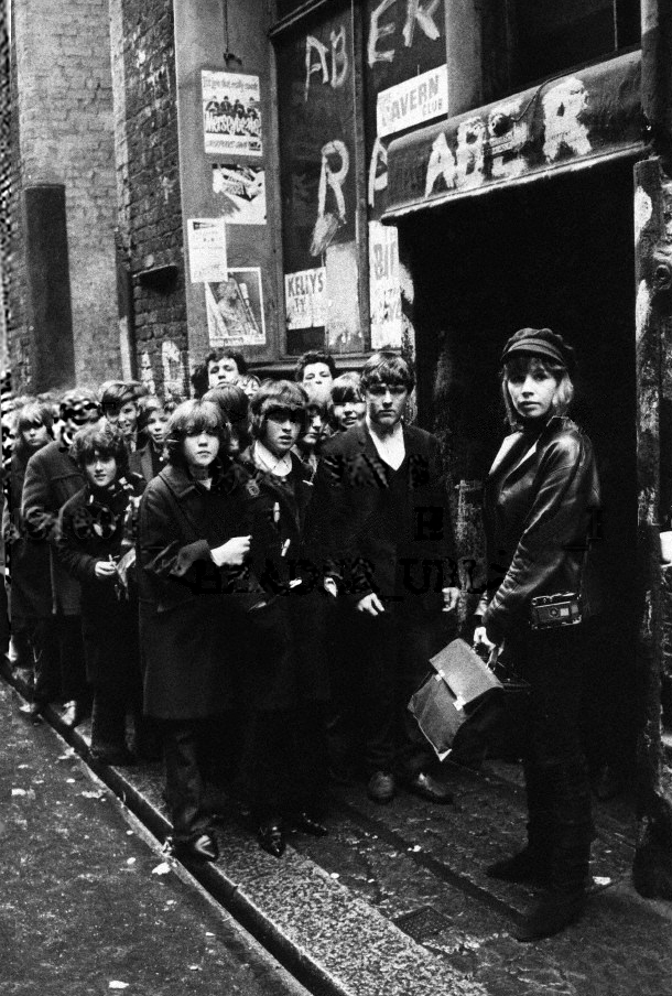 THE SOURCE  The Savage Young Beatles  1963