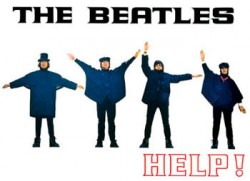Help! The Beatles - working title Eight Arms to Hold You
