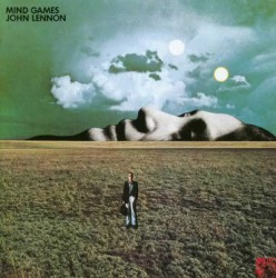 John Lennon Mind Games album cover