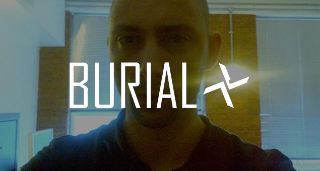 """Burial regresa con nuevo single """"Rodent"""""""