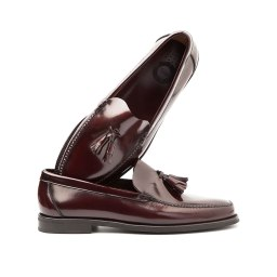 McClure man tassel loafers by Beatnik Shoes