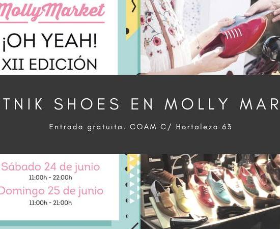 Beatnik Shoes en Molly Market