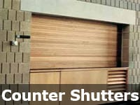 WD Counter Shutters