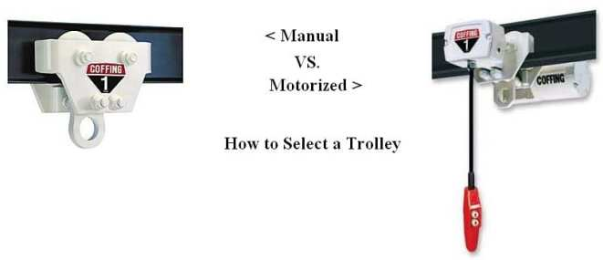 How To Select a Hoist Trolley