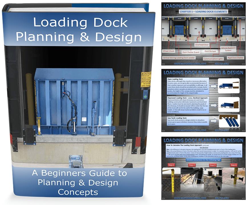 Loading Dock Planning and Design - Ebook - Sneek Peak