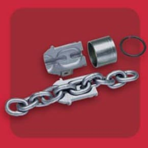 Chain End Stop Assembly