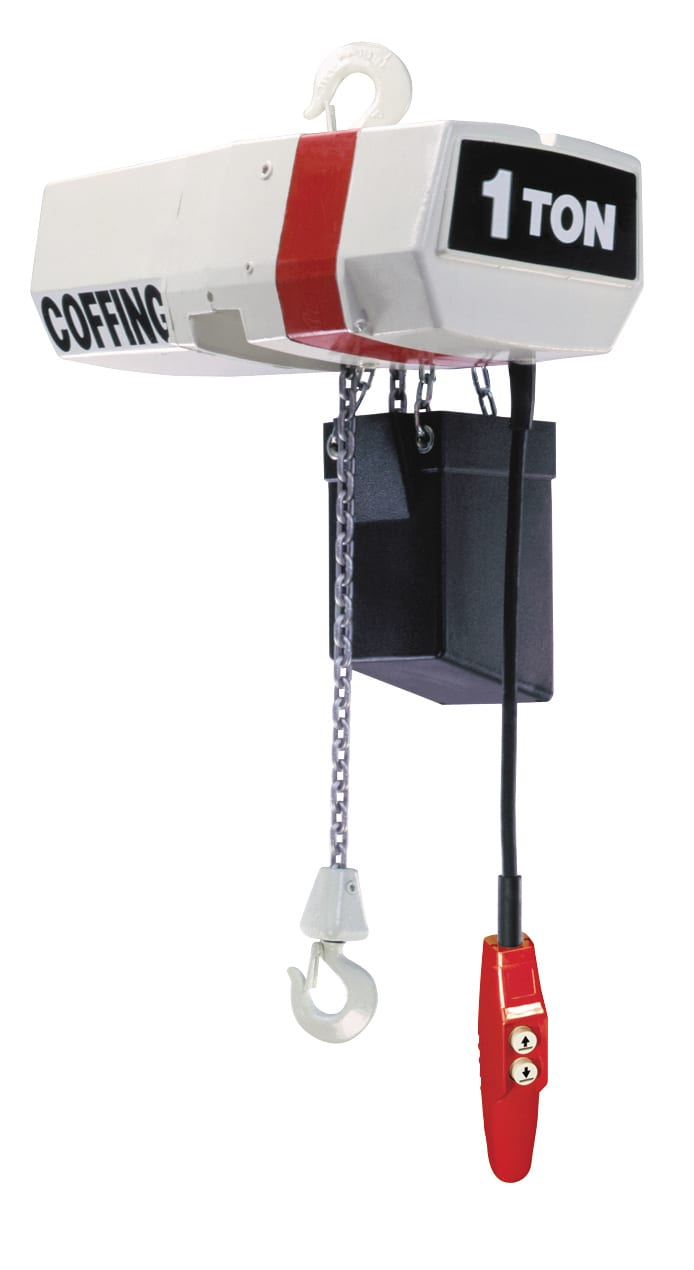 hight resolution of coffing ec series electric chain hoists