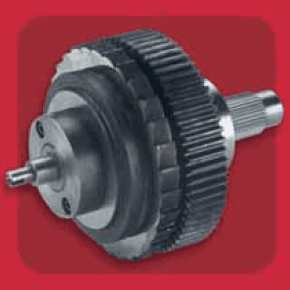 Mechanical Load Brake Coffing EC Hoist