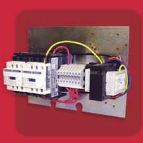 Panel Plate - Coffing EC Hoist