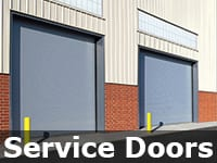 WD Service Doors small