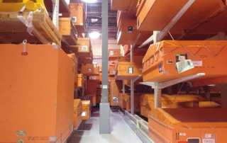 High Density Cantilever Storage Rack
