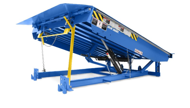 Blue Giant Hydraulic Dock Leveler