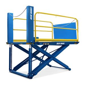 Portable Shipping Dock Lift
