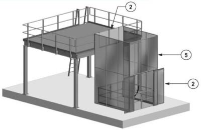 VRC Vertical Reciprocating Conveyor