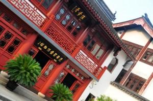 © Beatrice Otto Shanghai Confucian Temple