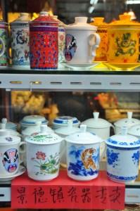 Shanghai tea cups