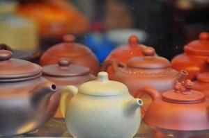 Shanghai teapots