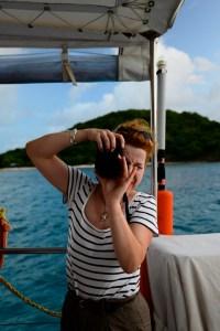 photo shoot Caribbean