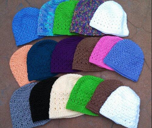 Amazing Grace Free Hat Pattern