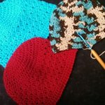 Weekend WIP's and Pattern Review… Whats on your hook?? Lets chat!!