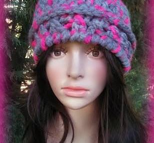 Mountain Berry Beanie… Free Crochet Pattern