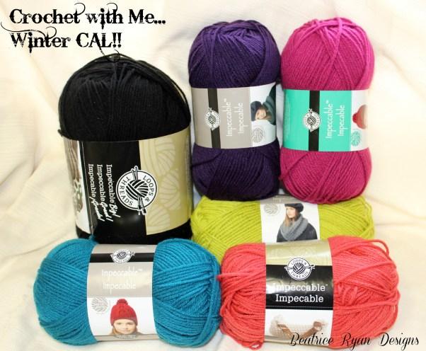 Impeccable Yarn Winter CAL