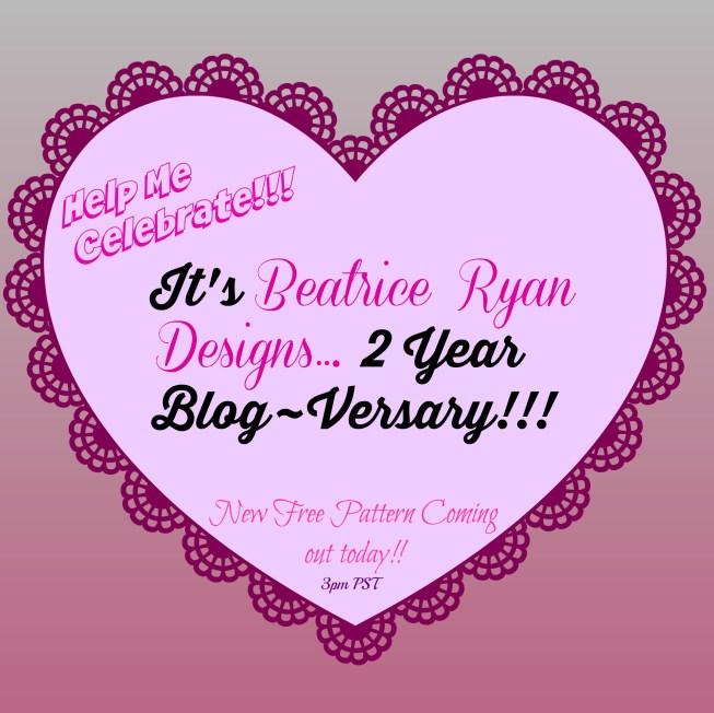 2yr blogversary