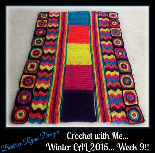 Crochet with Me... Week 9 Impeccable