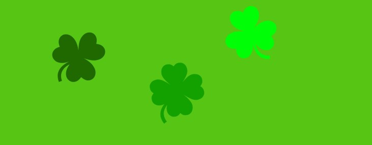 Happy St. Patrick's Day from Beatrice Ryan Designs!!