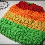 Ladies Whimsical Warmth Beanie ~ Free Crochet Pattern
