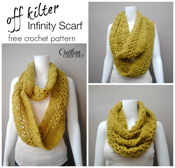 Crochet Infinity Scarf And Cowl Designer Collection