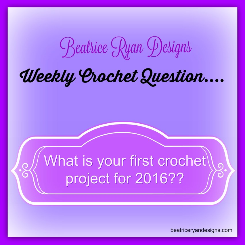 weekly question