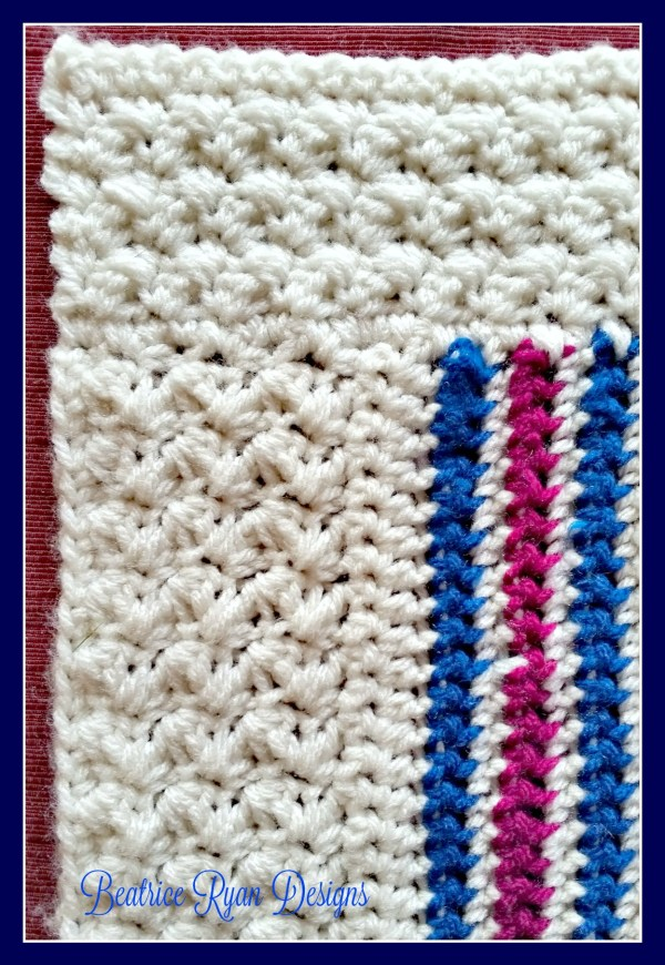 Crochet with Me!! Week 11 Corner